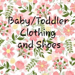 Baby/Toddler Clothing and Shoes
